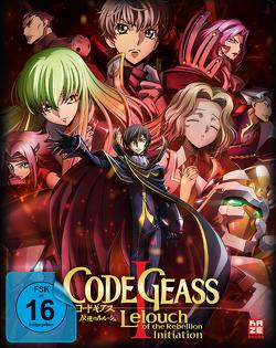 Code Geass: Lelouch of the Rebellion – I. Initiation (Movie) – Blu-ray von Taniguchi,  Goro