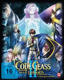 Code Geass: Lelouch of the Rebellion – II. Transgression (Movie) – DVD von Taniguchi,  Goro