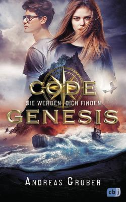 Code Genesis – Sie werden dich finden von Gruber,  Andreas