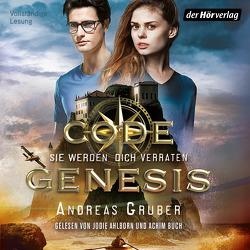 Code Genesis – Sie werden dich verraten von Ahlborn,  Jodie, Buch,  Achim, Gruber,  Andreas