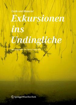Code und Material: Exkursionen ins Undingliche von Trogemann,  Georg