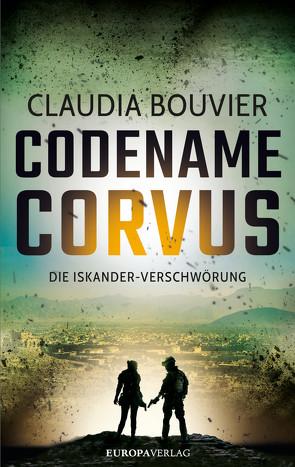 Codename Corvus von Bouvier,  Claudia