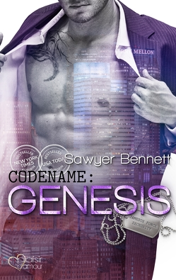 Codename: Genesis von Bennett,  Sawyer, Heinzel,  Ute, Translations,  Daniela Mansfield