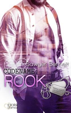 Codename: Rook von Bennett,  Sawyer, Fraser,  Joy