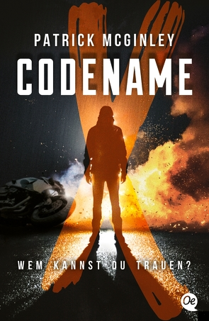 Codename X von McGinley,  Patrick