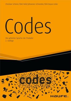 Codes von Bayas-Linke,  Dirk, Held,  Dirk, Scheier,  Christian, Schneider,  Johannes