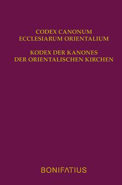 Codex Canonum Ecclesiarum Orientalium von Krutzler,  Martin, Müller †,  Ludger