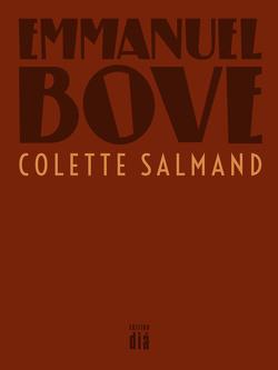 Colette Salmand von Bove,  Emmanuel, Heber-Schärer,  Barbara