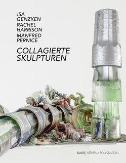 Collagierte Skulpturen von Felix,  Zdenek, Waschke,  Cora