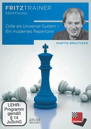Colle als Universal-System – Ein modernes Repertoire von Breutigam,  Martin