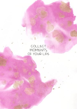 collect moments of your life von Lehmann,  Olga