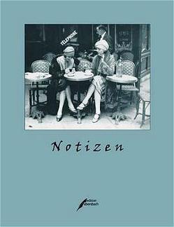 Collection Paris – Notizbuch gross