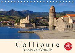 Collioure – Perle der Cote Vermeille (Tischkalender 2019 DIN A5 quer) von LianeM