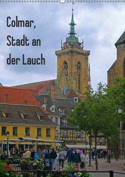 Colmar, Stadt an der Lauch (Wandkalender 2019 DIN A2 hoch) von Schimon,  Claudia