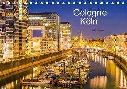 Cologne – Köln (Tischkalender 2018 DIN A5 quer) von G. Allgöwer,  Walter