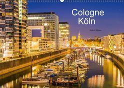 Cologne – Köln (Wandkalender 2018 DIN A2 quer) von G. Allgöwer,  Walter