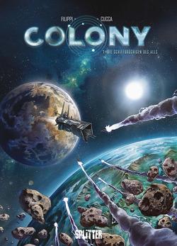 Colony. Band 1 von Cucca,  Vincenzo, Filippi,  Denis-Pierre