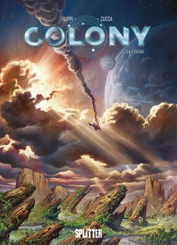 Colony. Band 2 von Cucca,  Vincenzo, Filippi,  Denis-Pierre