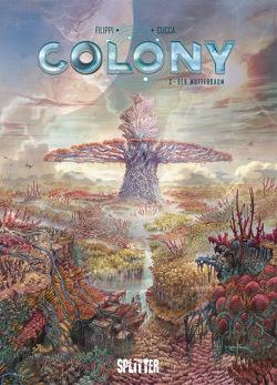 Colony. Band 3 von Cucca,  Vincenzo, Filippi,  Denis-Pierre