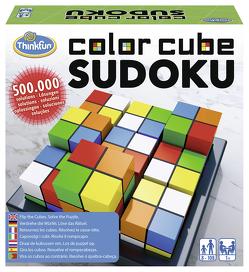Color Cubes Sudoku von Meyers,  Raphael