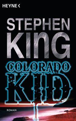 Colorado Kid von Fischer,  Andrea, King,  Stephen