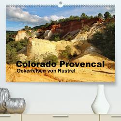 Colorado Provencal (Premium, hochwertiger DIN A2 Wandkalender 2021, Kunstdruck in Hochglanz) von Friedchen,  Michael