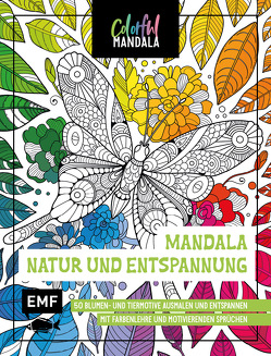 Colorful Mandala – Mandala – Natur und Entspannung