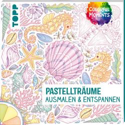 Colorful Moments – Pastellträume von Altmayer,  Helga