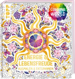 Colorful World – Energie & Lebensfreude von frechverlag