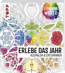 Colorful World – Erlebe das Jahr von frechverlag