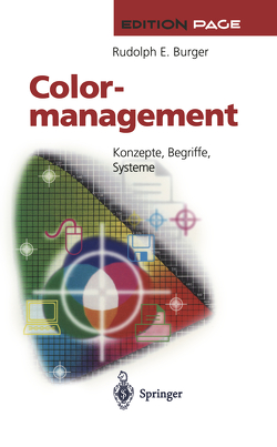 Colormanagement von Burger,  Rudolph E., Homann,  J.-P., Merz,  T.