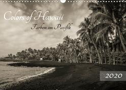 Colors of Hawaii – Farben im Pazifik (Wandkalender 2020 DIN A3 quer) von Krauss - www.lavaflow.de,  Florian