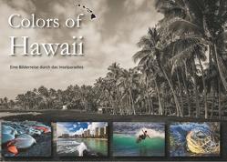 Colors of Hawaii von Krauss,  Florian