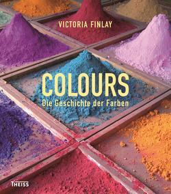 Colours von Beitscher,  Gina, Finlay,  Victoria