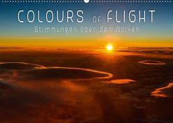 Colours of Flight – Stimmungen über den Wolken (Wandkalender 2019 DIN A2 quer) von Feiner,  Denis