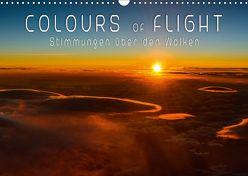 Colours of Flight – Stimmungen über den Wolken (Wandkalender 2019 DIN A3 quer) von Feiner,  Denis