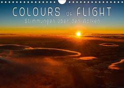 Colours of Flight – Stimmungen über den Wolken (Wandkalender 2019 DIN A4 quer) von Feiner,  Denis
