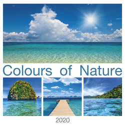 Colours of Nature 2020 – Bildkalender (42 x 42) – Natur – Landschaftskalender – Wandkalender von ALPHA EDITION