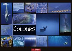 Colours of Nature Kalender 2021 von Weingarten