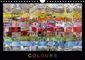 Colours (Wandkalender 2018 DIN A4 quer) von Ristl,  Martin