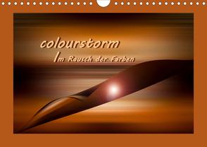 colourstorm – Im Rausch der Farben (Wandkalender 2020 DIN A4 quer) von Storm,  Wiebke