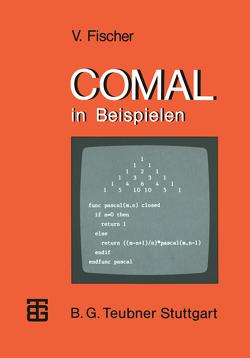 COMAL in Beispielen von Fischer,  Volker