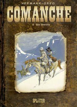 Comanche von Greg, Hermann