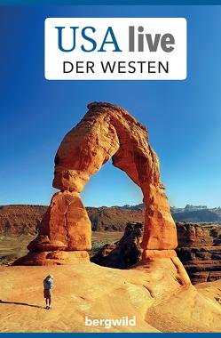 """ComboBOOK """"USA live: Der Westen"""""""