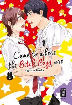 Come to where the Bitch Boys are 03 von Hammond,  Monika, Tanaka,  Ogeretsu