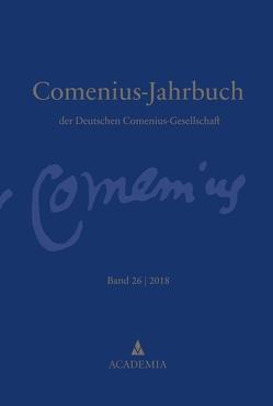 Comenius-Jahrbuch von Deutsche Comenius-Gesellschaft, Fritsch,  Andreas, Lischewski,  Andreas, Voigt,  Uwe