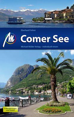 Comer See Reiseführer Michael Müller Verlag von Fohrer,  Eberhard