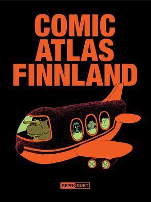 Comic Atlas Finnland von Hakkola,  Kalle, Hommer,  Sascha