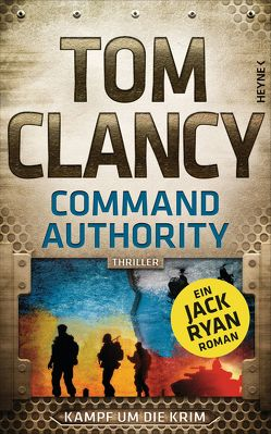 Command Authority von Bayer,  Michael, Clancy,  Tom
