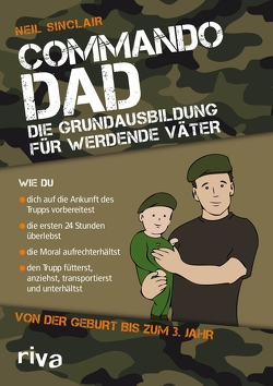 Commando Dad von Sinclair,  Neil